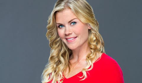 Alison Sweeney Oops who's who in salem: sami brady | days of our lives on soap