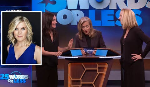Alison Sweeney Oops days of our lives' alison sweeney appears on game show 25