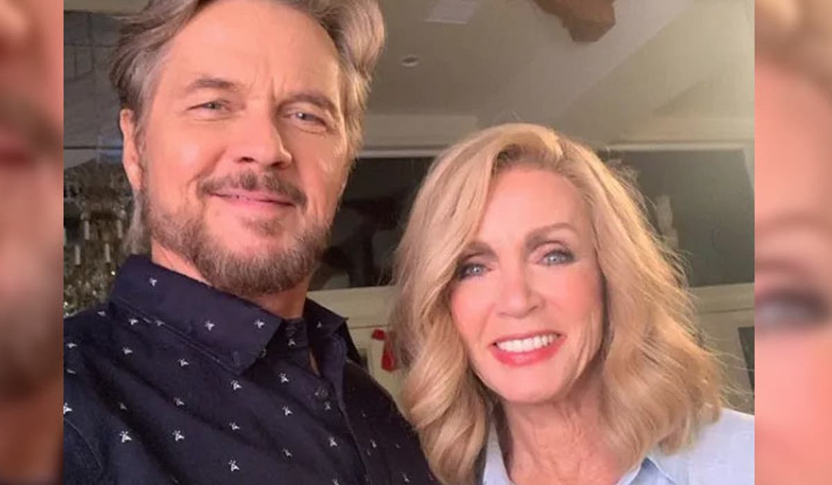 Days Of Our Lives Stephen Nichols General Hospital S Donna Mills Team Up For Smart Funny Film Social Engagement Days Of Our Lives On Soap Central