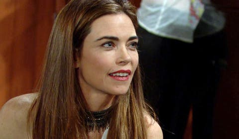 Amelia Heinle Nude who's who in genoa city: victoria newman | the young and the