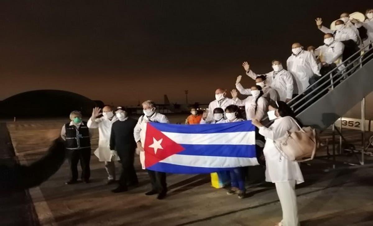 Peru: Cuban Medical Brigade Sent to Help Fight COVID-19 | News | teleSUR English